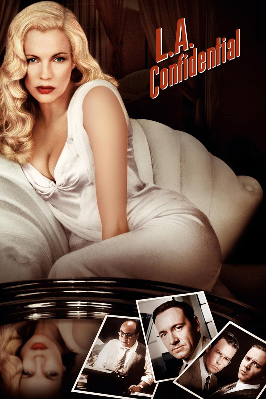 """Affiche du film """"L.A. confidential"""""""