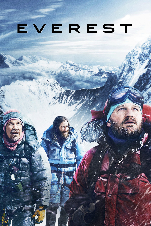 "Affiche du film ""Everest"""