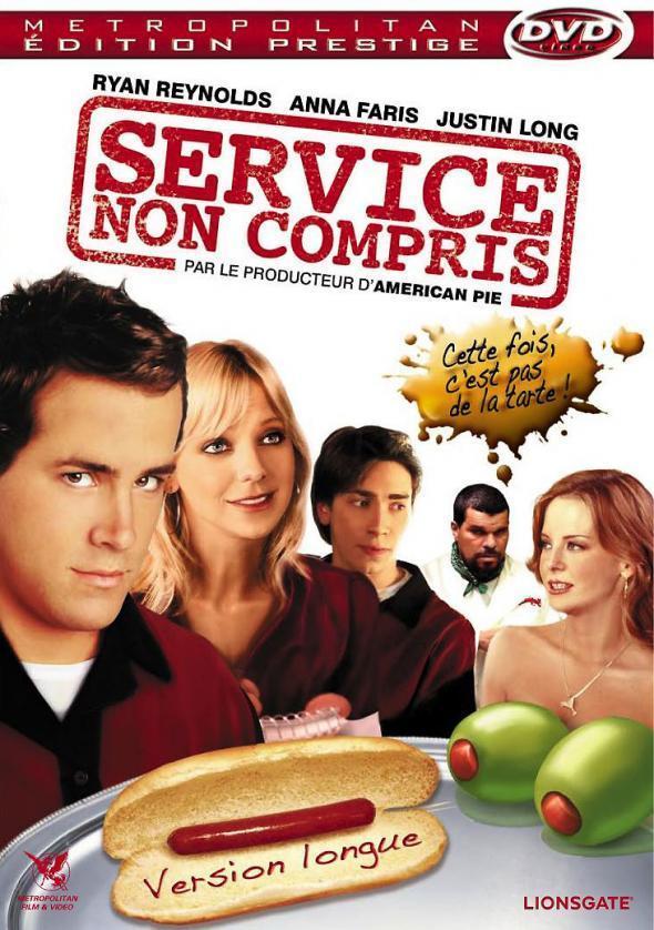 """Affiche du film """"Service non compris"""""""