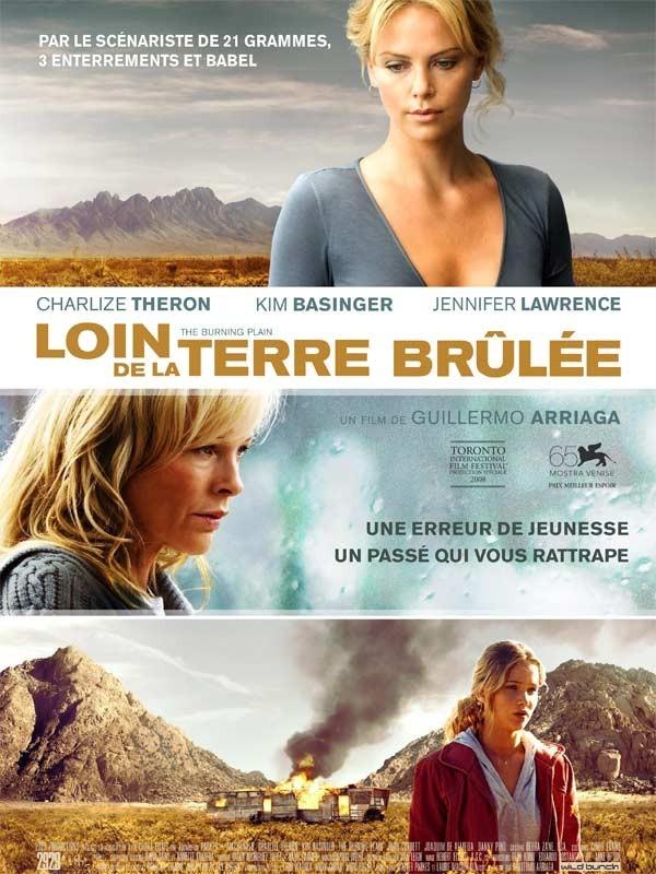 """Affiche du film """"Loin de la terre brûlée"""""""