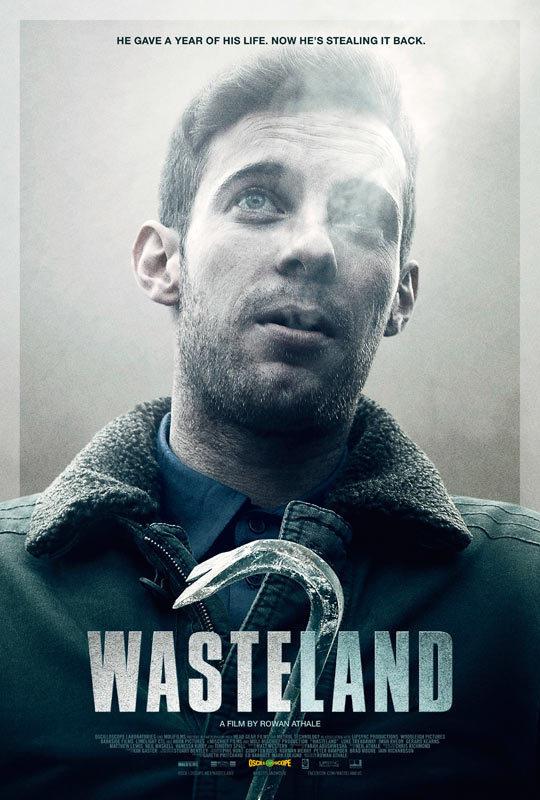 """Affiche du film """"Wasteland"""""""