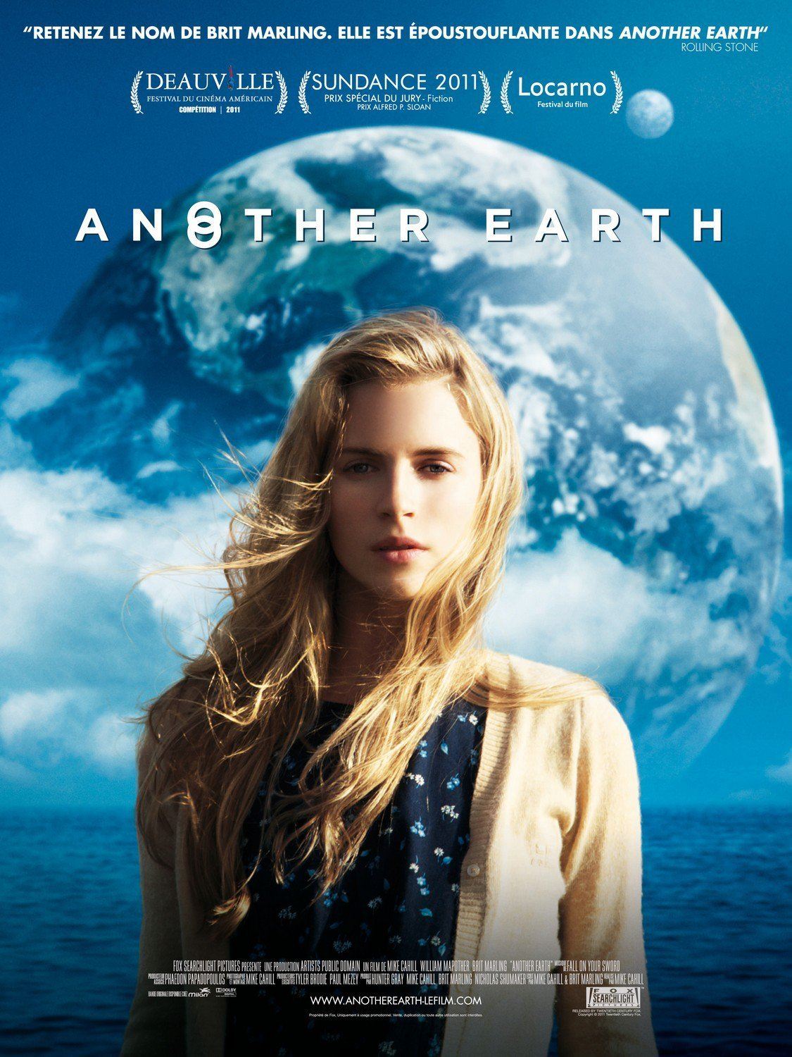 """Affiche du film """"Another Earth"""""""