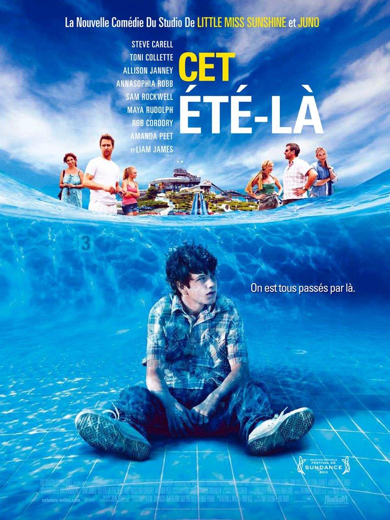 """Affiche du film """"Cet été-là"""""""