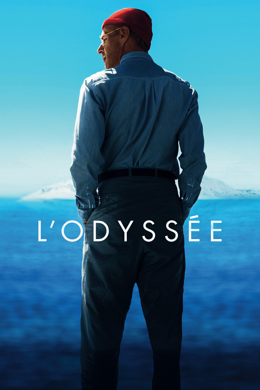 """Affiche du film """"L'Odyssée"""""""