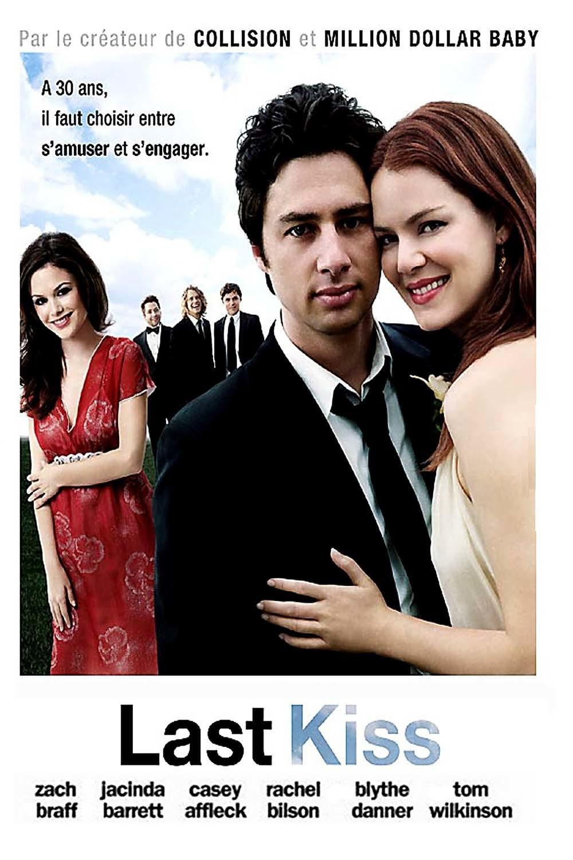 """Affiche du film """"Last kiss"""""""
