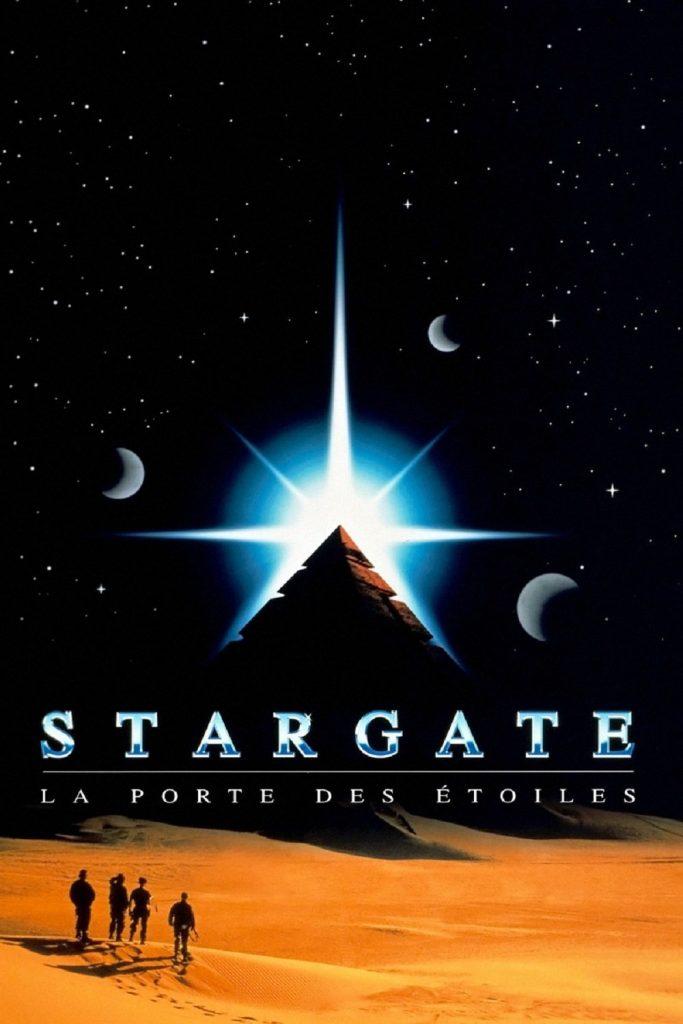 """Affiche du film """"Stargate : La porte des étoiles"""""""