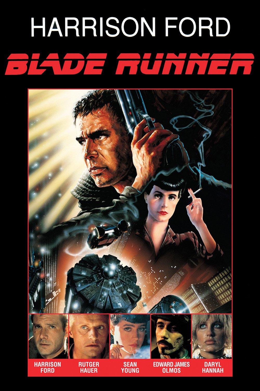 """Affiche du film """"Blade Runner"""""""
