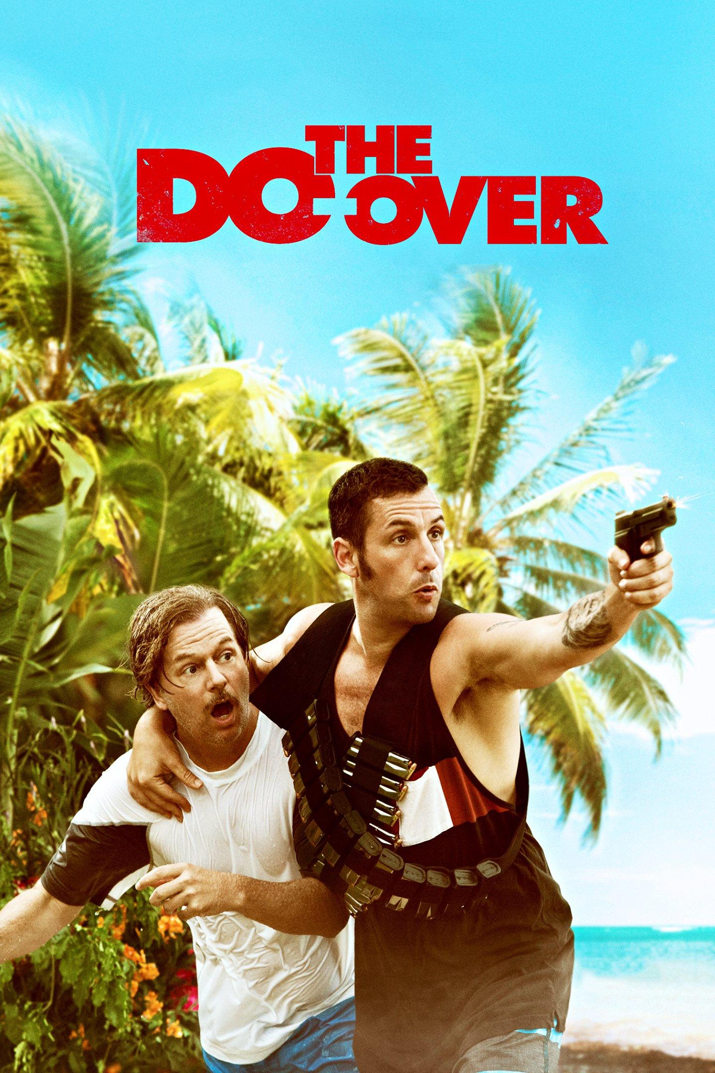 "Affiche du film ""The Do-Over"""