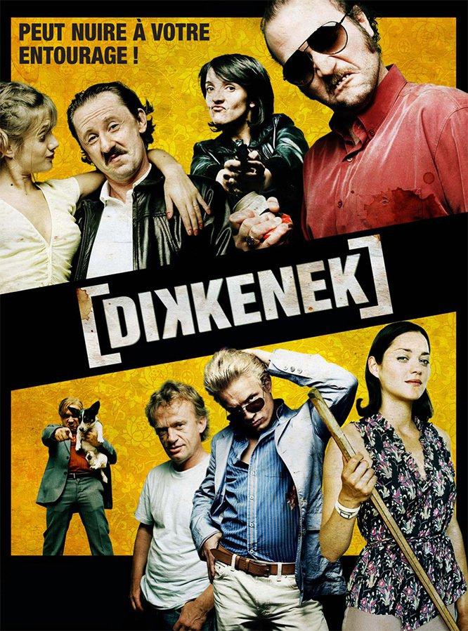 "Affiche du film ""Dikkenek"""