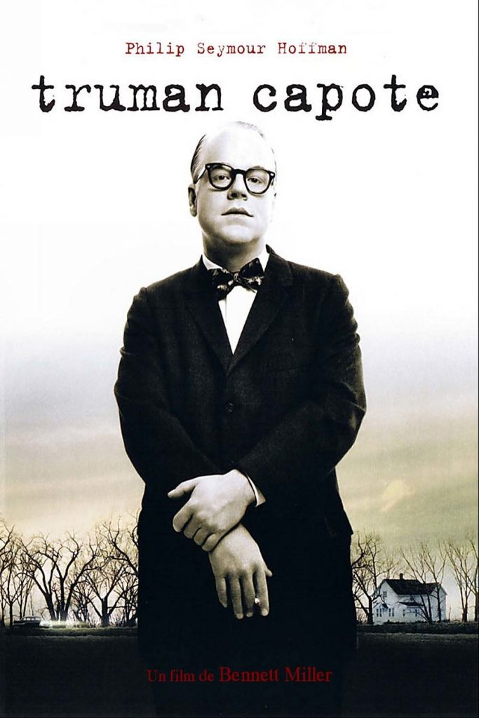 "Affiche du film ""Truman Capote"""