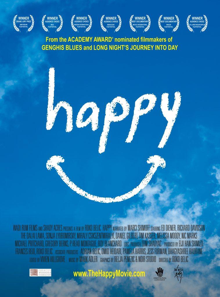 "Affiche du film ""Happy"""