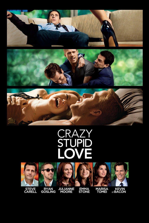 """Affiche du film """"Crazy Stupid Love"""""""