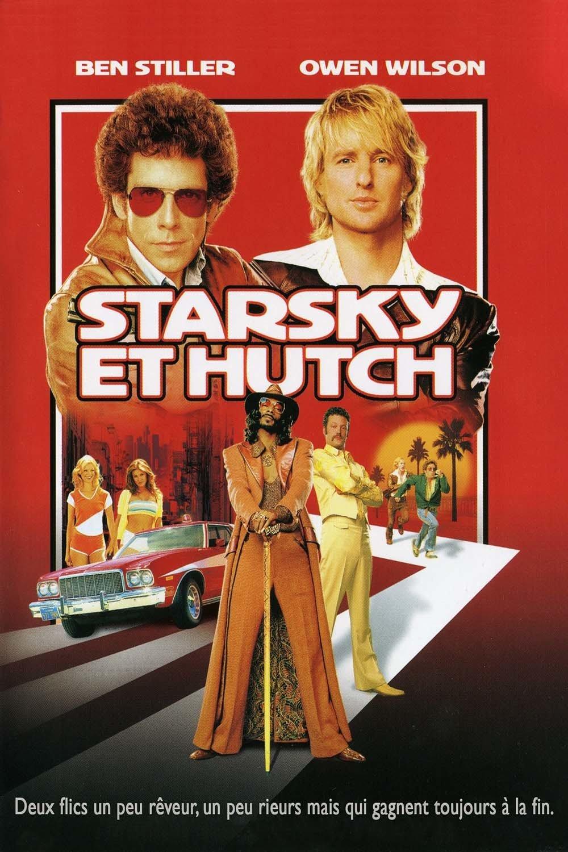 "Affiche du film ""Starsky & Hutch"""