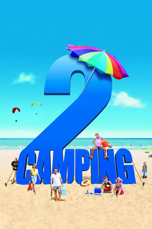 """Affiche du film """"Camping 2"""""""