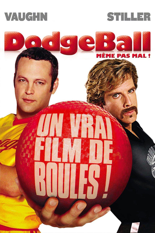 """Affiche du film """"Même pas mal ! (Dodgeball)"""""""