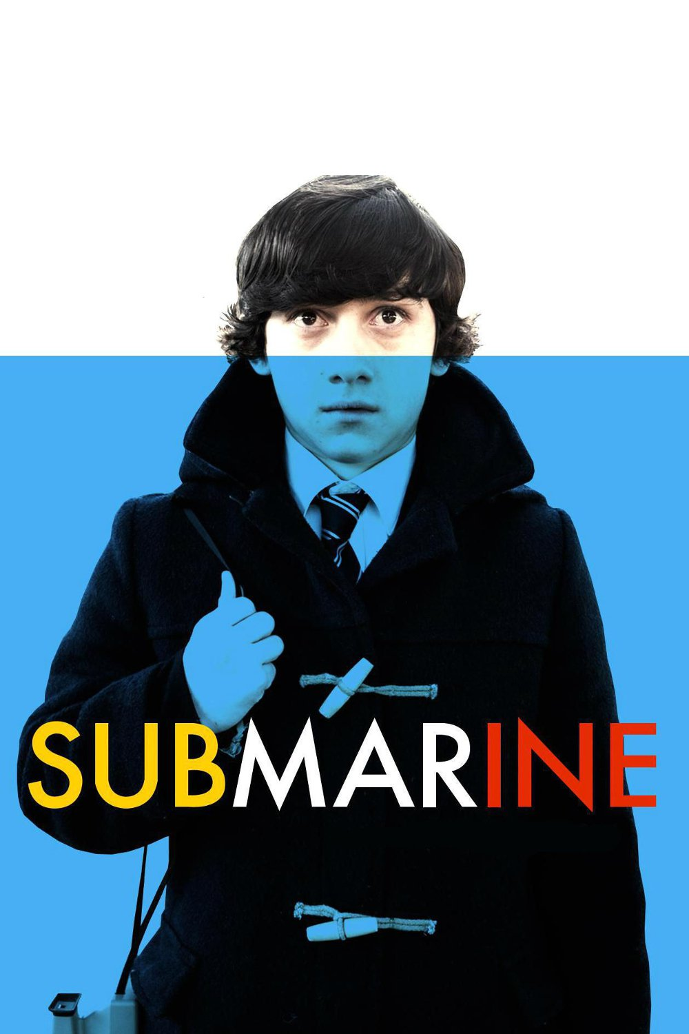 "Affiche du film ""Submarine"""