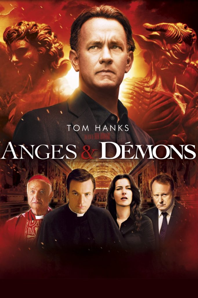 """Affiche du film """"Anges et Démons"""""""