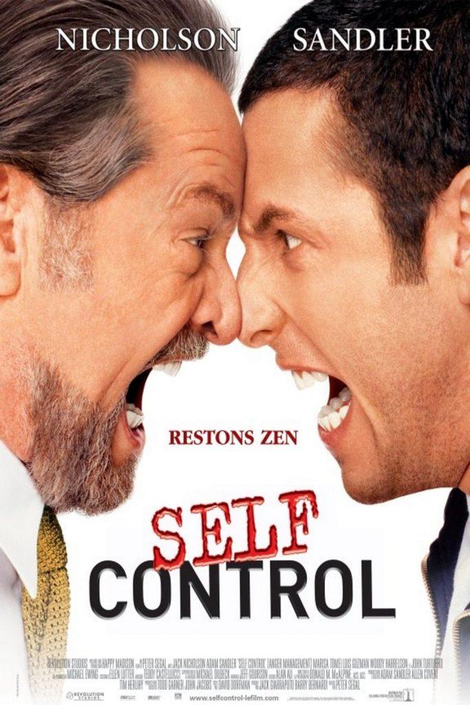 """Affiche du film """"Self Control"""""""