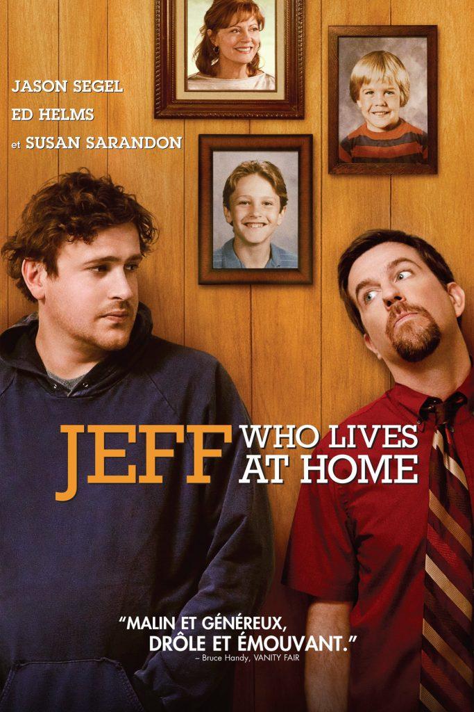 """Affiche du film """"Jeff, Who Lives at Home"""""""
