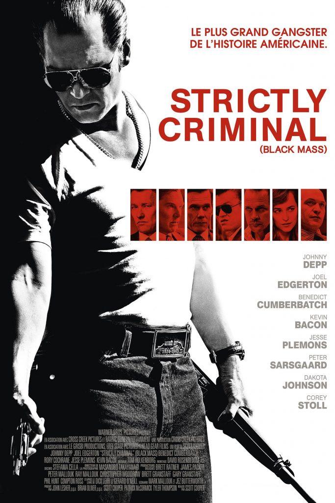 """Affiche du film """"Strictly Criminal"""""""