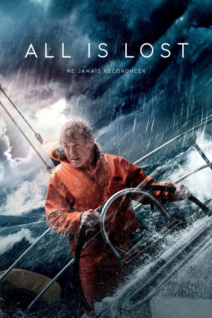 "Affiche du film ""Seul en Mer"""