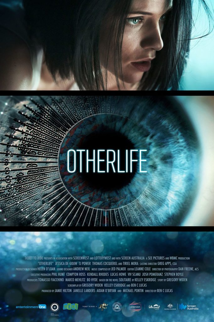 "Affiche du film ""OtherLife"""