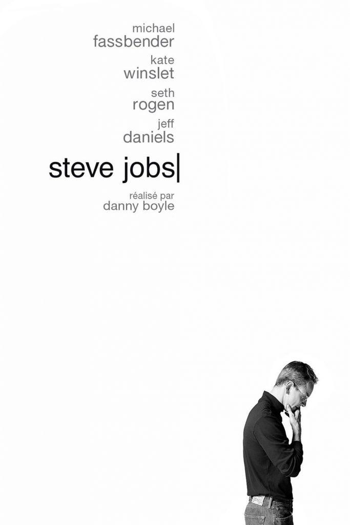 """Affiche du film """"Steve Jobs"""""""