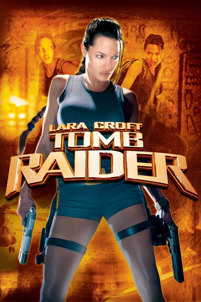 "Affiche du film ""Lara Croft: Tomb Raider"""