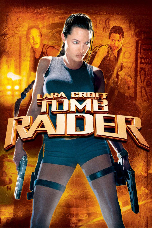 "Affiche du film ""Lara Croft: Tomb Raider"""