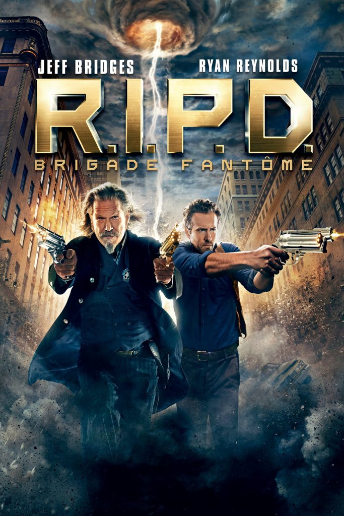 "Affiche du film ""R.I.P.D. : Brigade fantôme"""
