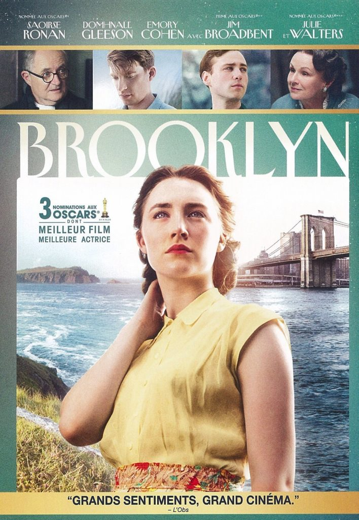 "Affiche du film ""Brooklyn"""