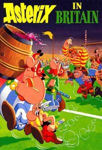 """Affiche du film """"Asterix in Britain"""""""