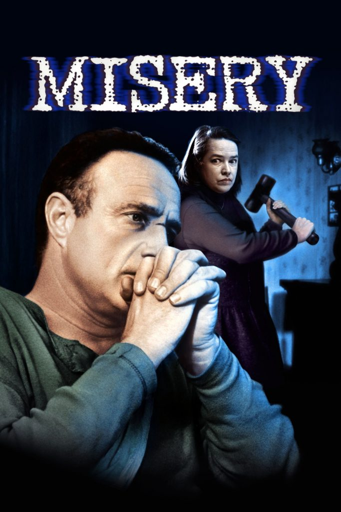 "Affiche du film ""Misery"""
